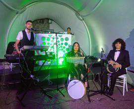 Nour Marruecos orquesta árabe  en Boda
