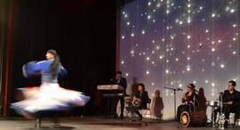 Musica árabe en México