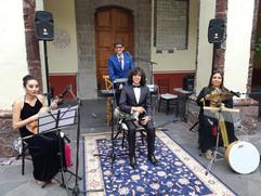 Nour Marruecos en boda árabe