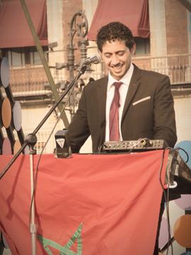 Hicham Billouch Música árabe en México
