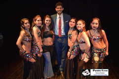 Hicham Billouch en Pilar Argentina