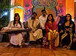 Show música y danza árabe en México