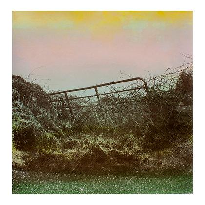 'West Cork Gate I', Variable Screen Print, (framed)