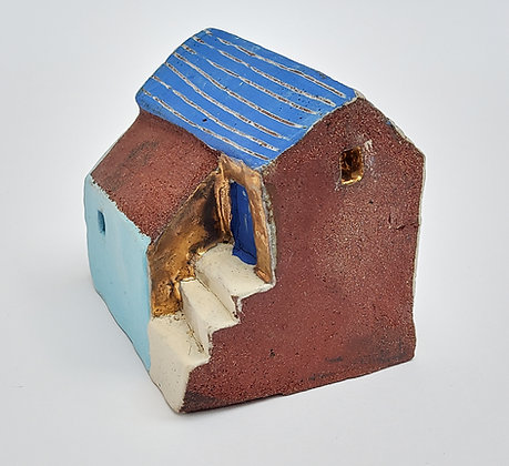 'The Blue Roof', Ceramic Barn