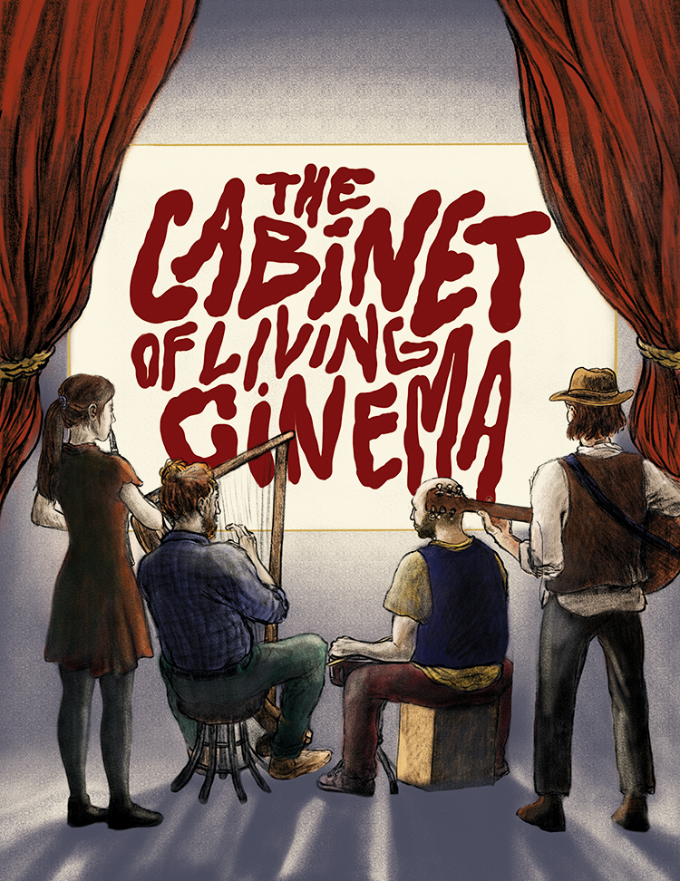 WEBIMAGECabinet of Living Cinema