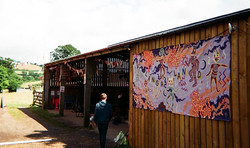 Langaland Mural @ The Barn