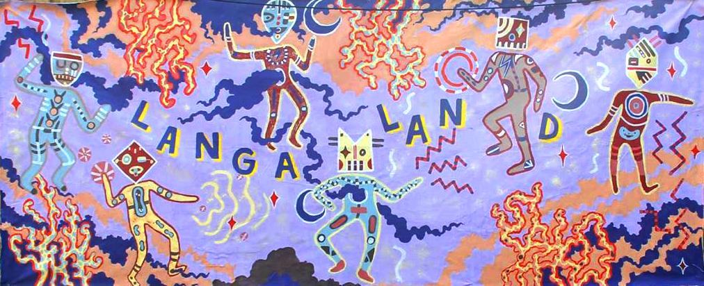 Langaland Mural 2017
