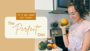 """What is the """"perfect diet""""?"""