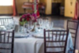 Loft 84 Formal Wedding Table