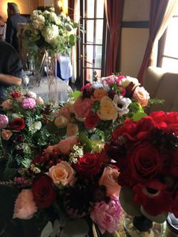 Riverside Mission Florist Table