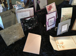 Delights and Invites Table