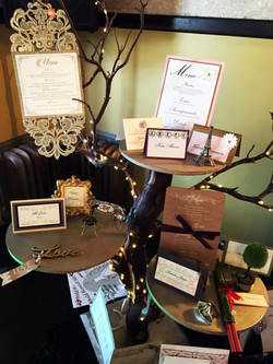 Delights and Invites Setup