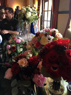 Riverside Mission Florist Booth