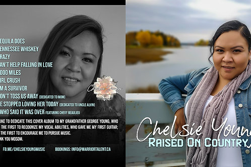 Chelsie Young - Raised On Country (Zip File)