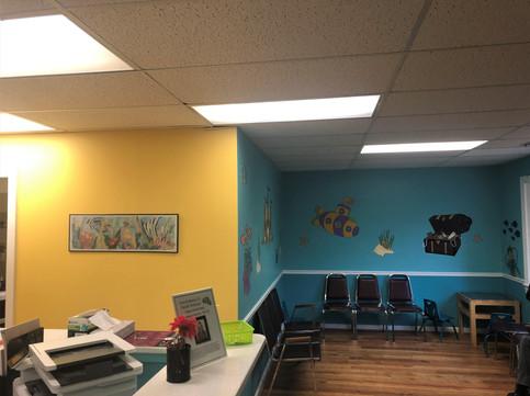 Sick Side Waiting Room