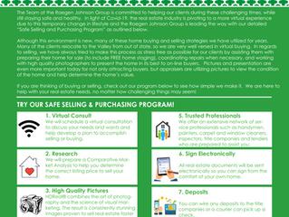 RJG Safe Buying and Selling Program
