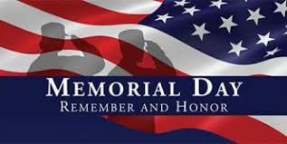 A moment of remembrance on Memorial Day