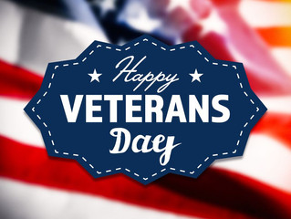 Thank You To All Who Have Served Our Country...Happy Veterans Day!