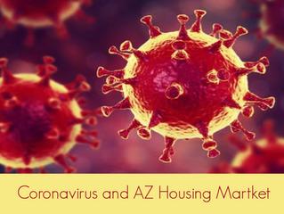 Coronavirus Impact on AZ Housing Market