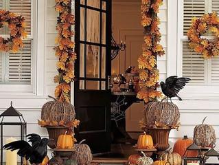 Fun Fall Decorating Ideas