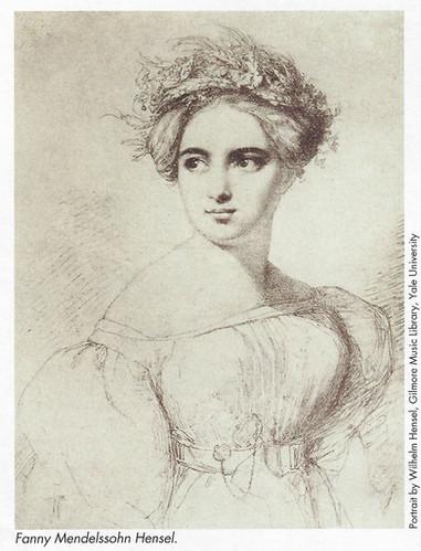 Fanny Mendelssohn Hensel