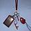 Thumbnail: Kids Rhinestone Self Defense Keychain