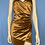 Thumbnail: Drawstring Ruched Satin Dress