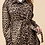 Thumbnail: Leopard Print Button Up Coat