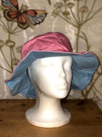 Double Sided Bucket Hat
