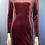 Thumbnail: Long Sleeve Velvet Dress