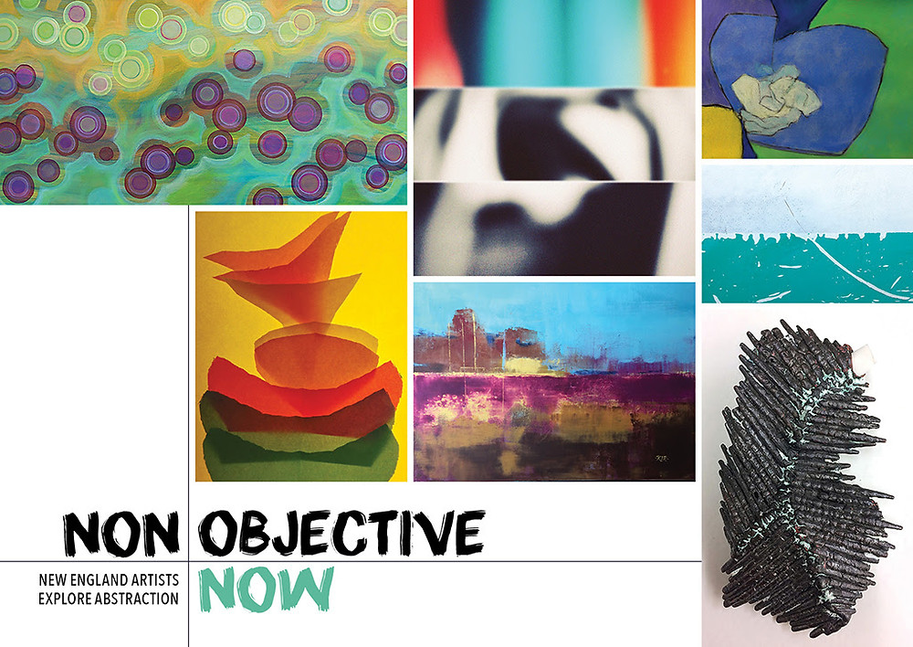 Non Objective NOW Davis Art Gallery