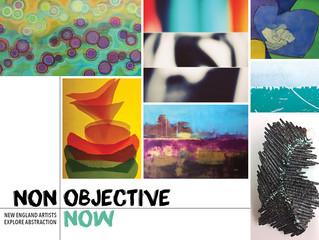 Non Objective NOW, Davis Art Gallery