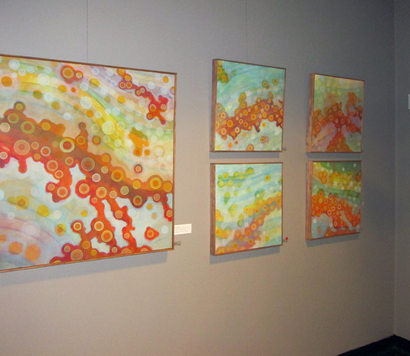 Firehouse Art Gallery Formations0660