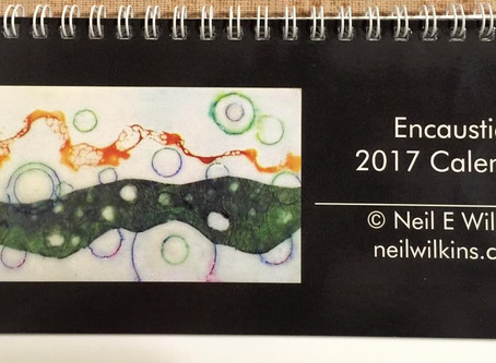 2017 Desk Calendars Available!