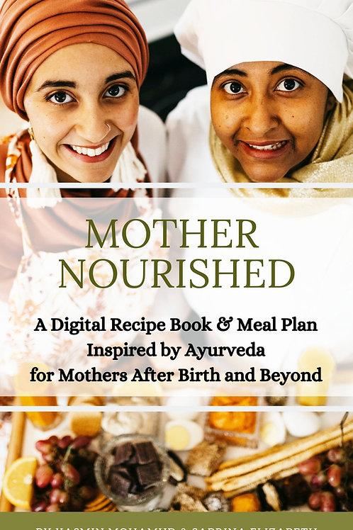 Mother Nourished Digital Recipe Book