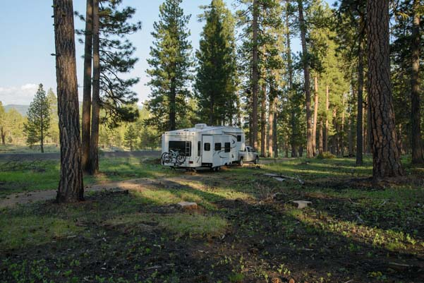 What Is RV Dry Camping Boondocking