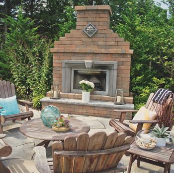 Verona Fireplace