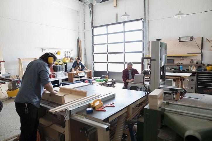 Oficina de Carpintaria