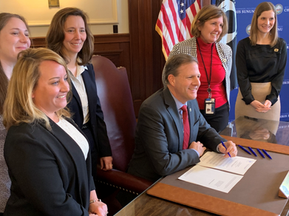 Signing of Executive Order on Early Childhood Care and Education