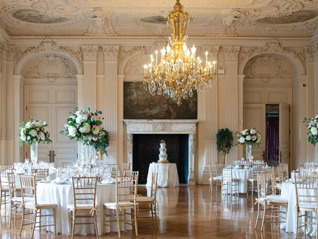 Fairytale Weddings at Newport's Rosecliff Mansion.