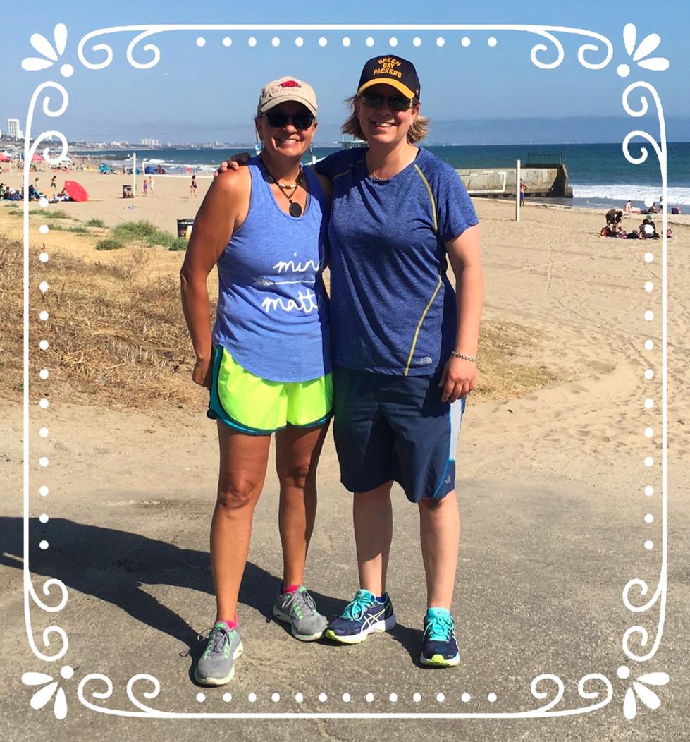 Balanced Breath, Boardwalk Walks & Salty Ocean Breeze