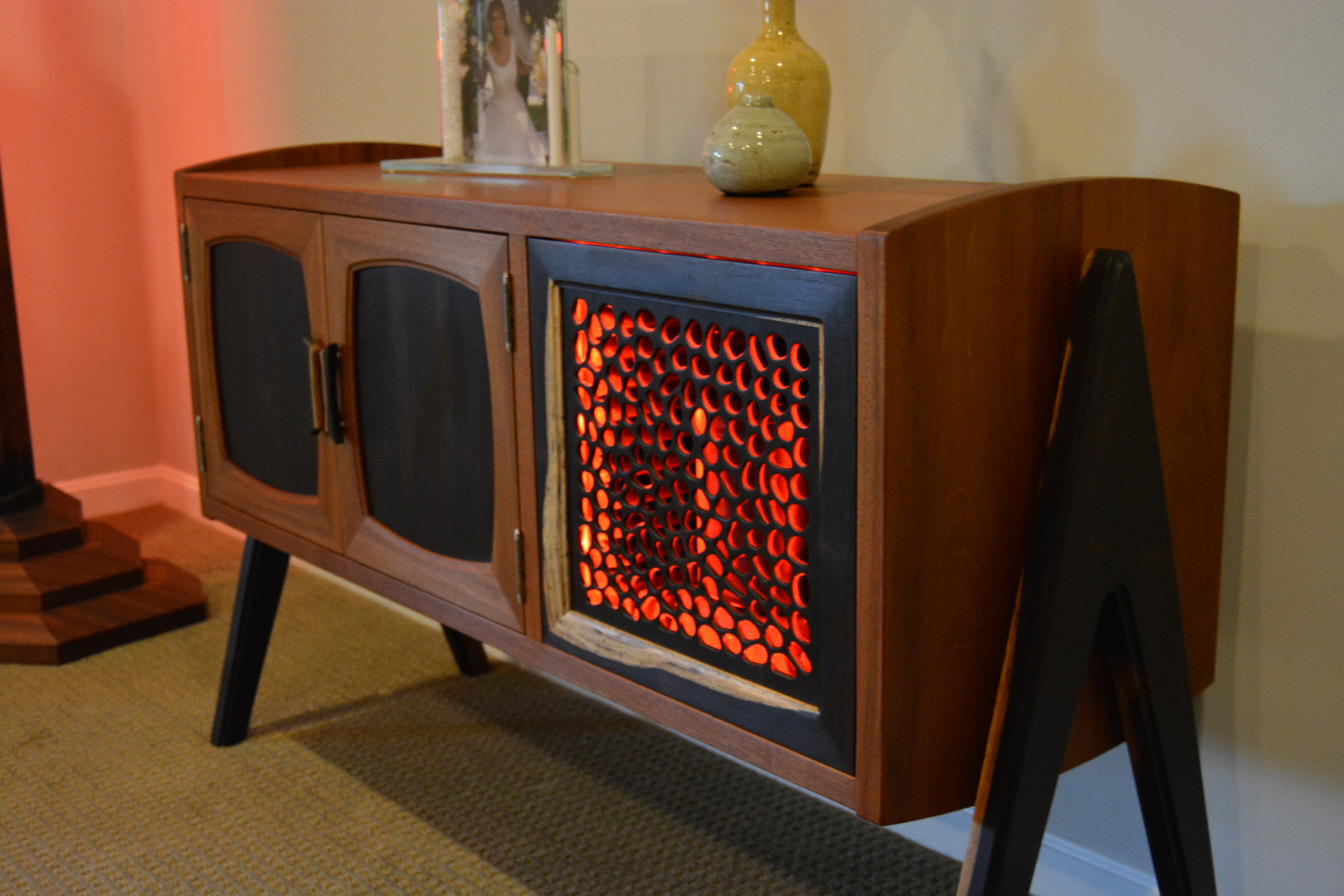 Stereo Bar Console
