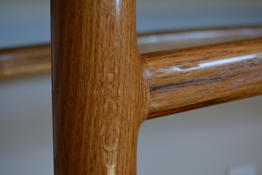 MCM Console Table