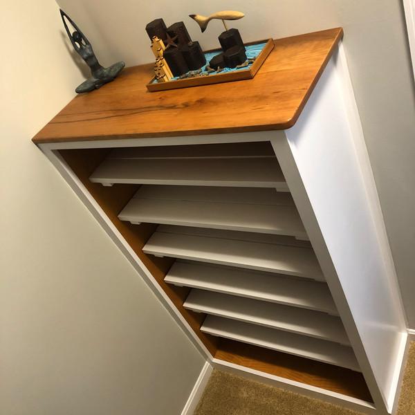 Custom Closet Shelf