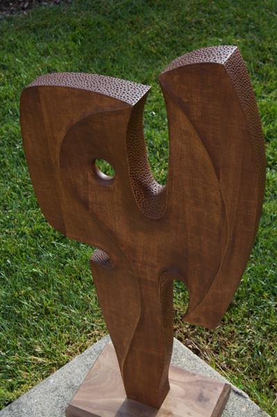MCM Outdoor Sculpture
