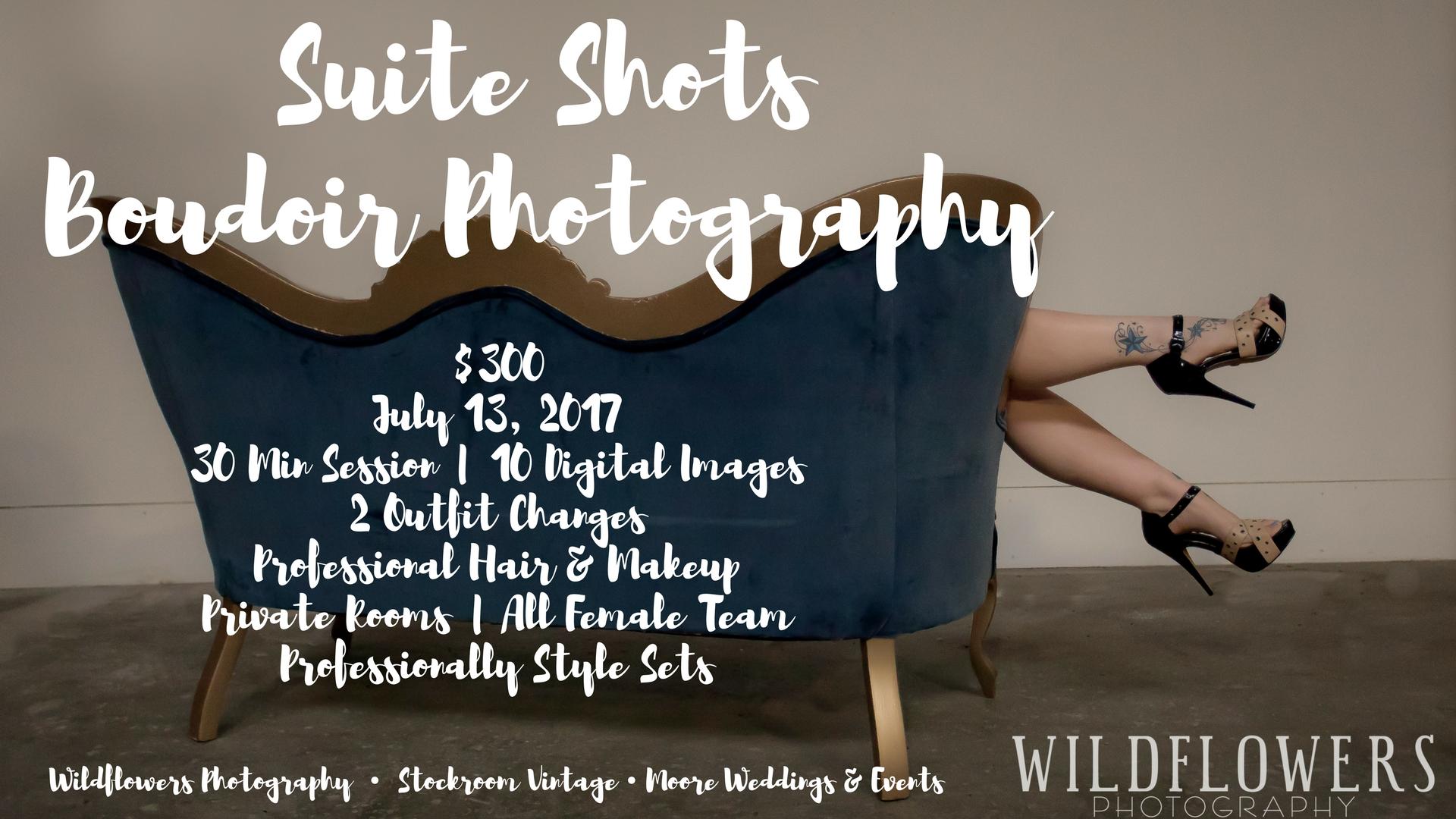 Suite Shots Date 1