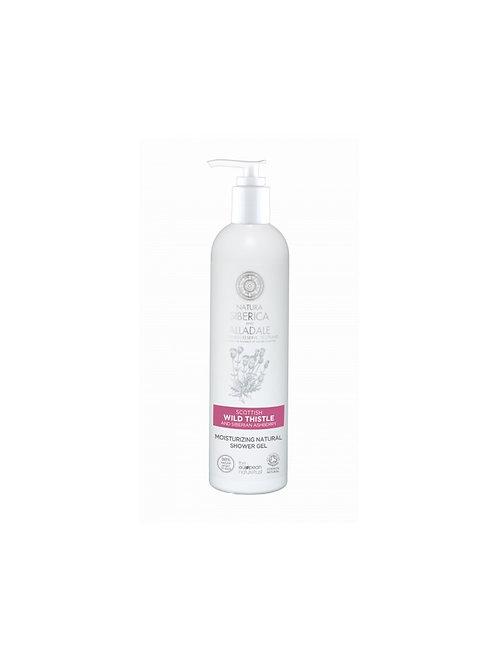 Gel douche hydratant naturel Alladale