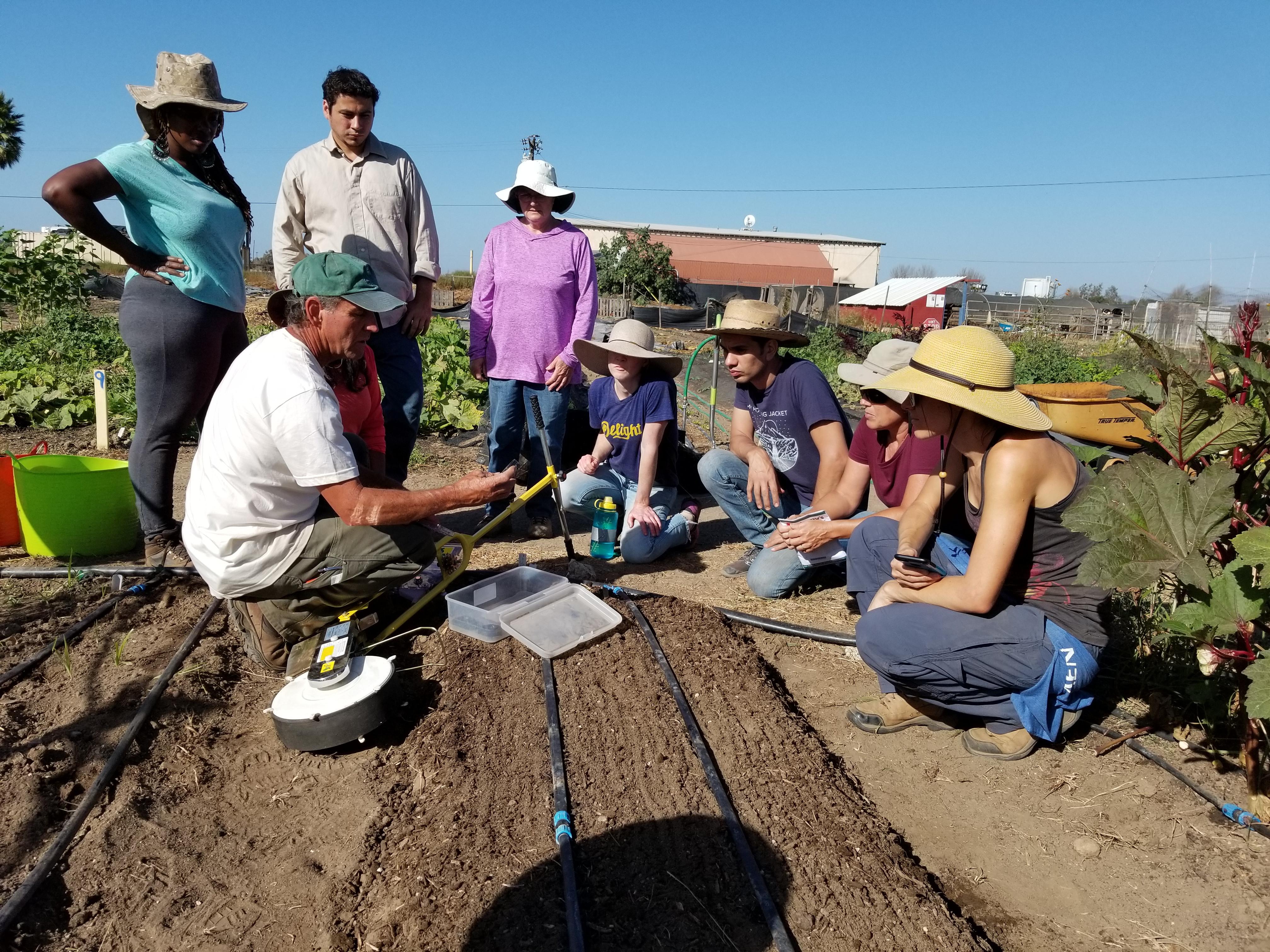 Farming 101: Growing Food Regeneratively