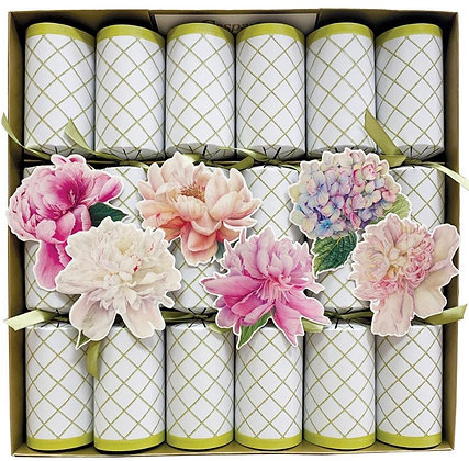 Set of Floral Poppers