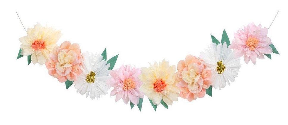 Paper Garden Garland